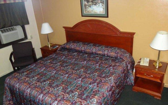 Отель Budget Inn Columbus комната для гостей