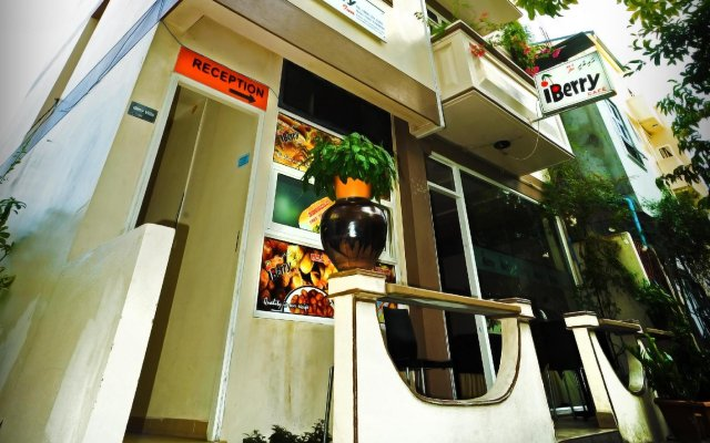 Отель Iberry Inn Мальдивы, Мале - отзывы, цены и фото номеров - забронировать отель Iberry Inn онлайн вид на фасад