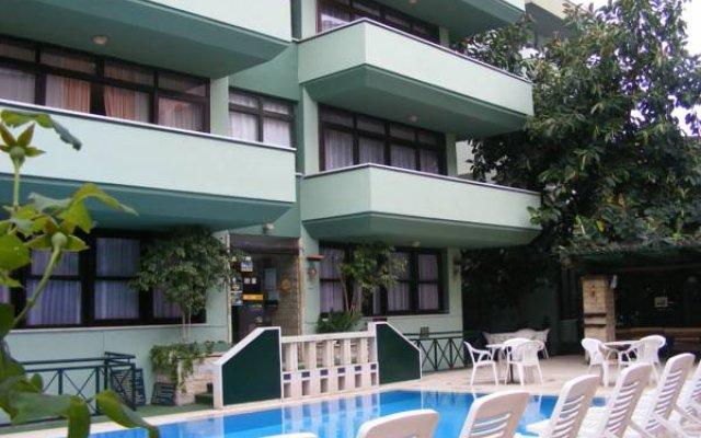 Antik Apart & Hotel Турция, Мармарис - отзывы, цены и фото номеров - забронировать отель Antik Apart & Hotel онлайн вид на фасад