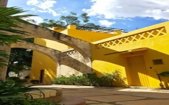 Отель Demetria Bungalows Мексика, Гвадалахара - отзывы, цены и фото номеров - забронировать отель Demetria Bungalows онлайн вид на фасад