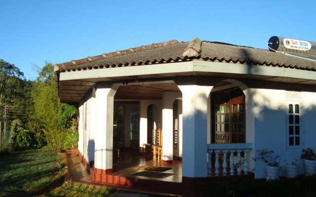 Andrews Hostel вид на фасад