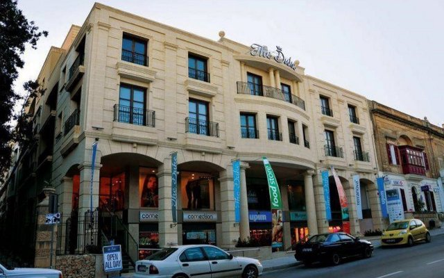 Отель The Duke Boutique Hotel Мальта, Виктория - отзывы, цены и фото номеров - забронировать отель The Duke Boutique Hotel онлайн вид на фасад