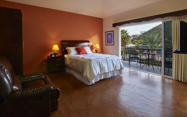 Отель San Angel Suites Педрегал комната для гостей