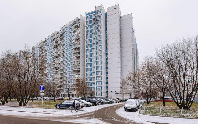 Апартаменты Domumetro Apartment on Varshavskoye вид на фасад