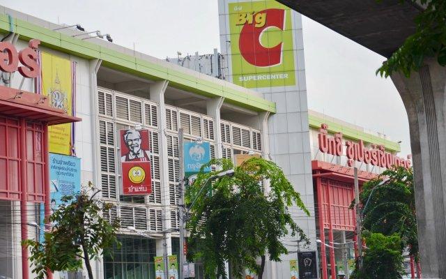 Отель Bangkok Condotel вид на фасад
