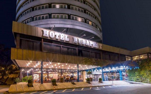 Отель Danubius Hotel Budapest Венгрия, Будапешт - 1 отзыв об отеле, цены и фото номеров - забронировать отель Danubius Hotel Budapest онлайн вид на фасад