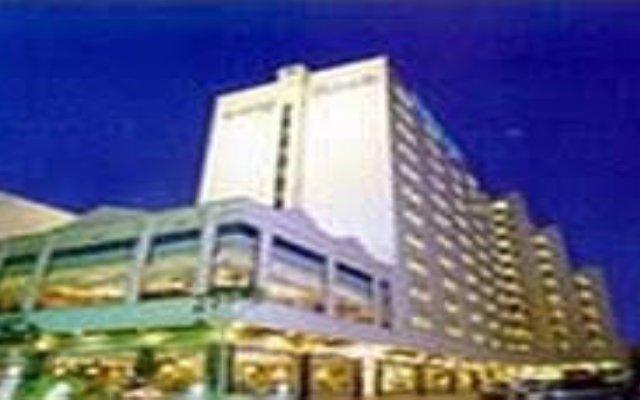 Отель Bangkapi Royal Rose Бангкок вид на фасад