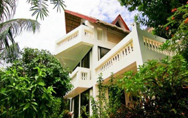 Отель Grand Villa Espada Boracay вид на фасад