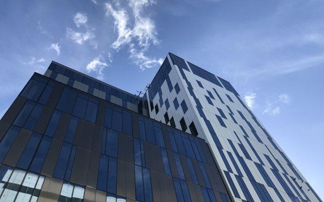 Elite Hotel Carolina Tower вид на фасад