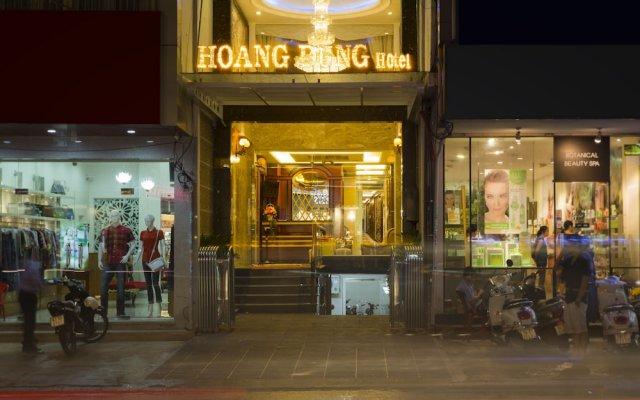 Отель Hoang Dung Hotel – Hong Vina Вьетнам, Хошимин - отзывы, цены и фото номеров - забронировать отель Hoang Dung Hotel – Hong Vina онлайн вид на фасад