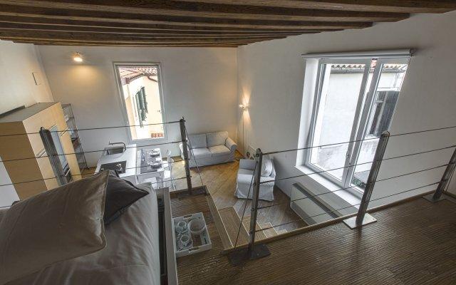 Отель Zattere Design Loft Италия, Венеция - отзывы, цены и фото номеров - забронировать отель Zattere Design Loft онлайн комната для гостей