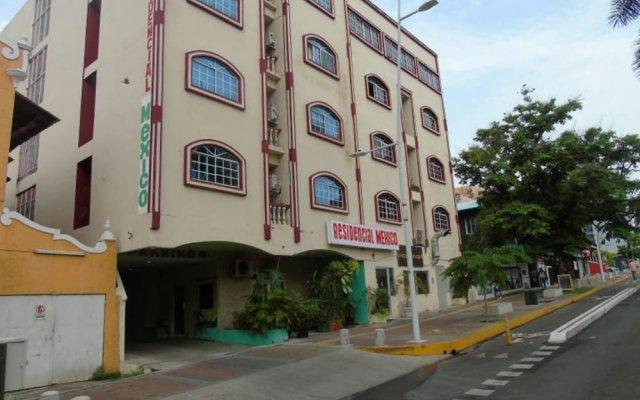 Hotel Residencial Mexico 0