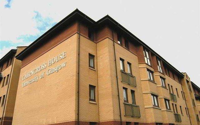 Отель Cairncross House Глазго вид на фасад