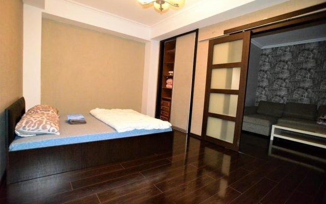 Гостиница BestFlat24 Sviblovo комната для гостей