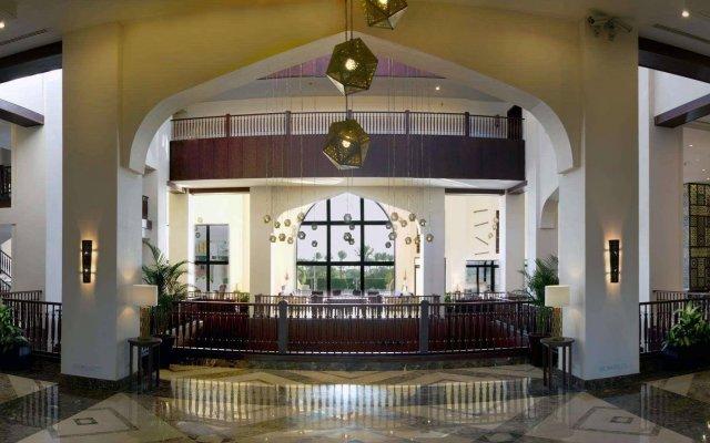Отель Steigenberger Aqua Magic Red Sea вид на фасад