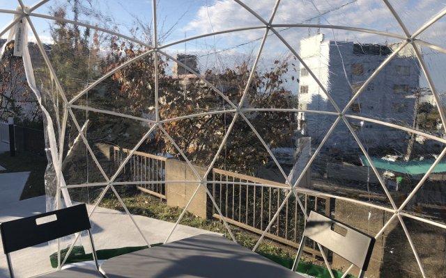 YADO ZERO ONE - Hostel Фукуока вид на фасад