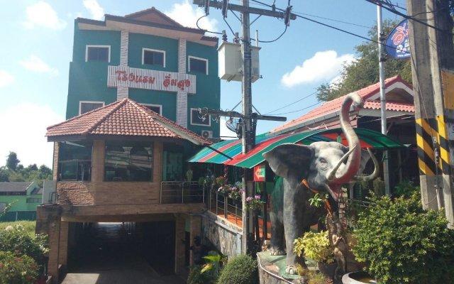 Отель Aimsookkrabi Таиланд, Краби - отзывы, цены и фото номеров - забронировать отель Aimsookkrabi онлайн вид на фасад