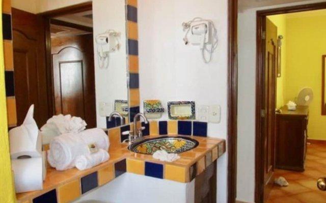 Отель Condo Oltroceano by Playa Paradise Мексика, Плая-дель-Кармен - отзывы, цены и фото номеров - забронировать отель Condo Oltroceano by Playa Paradise онлайн комната для гостей
