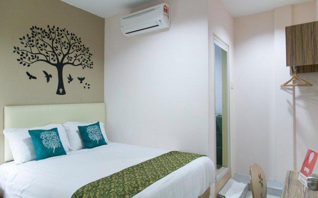 Отель OYO 102 Sindbad Hotel Малайзия, Куала-Лумпур - отзывы, цены и фото номеров - забронировать отель OYO 102 Sindbad Hotel онлайн комната для гостей