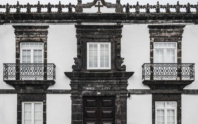 Отель Casa do Campo de São Francisco Понта-Делгада вид на фасад