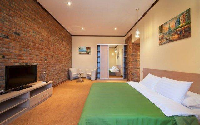 Geneva Apart Hotel комната для гостей