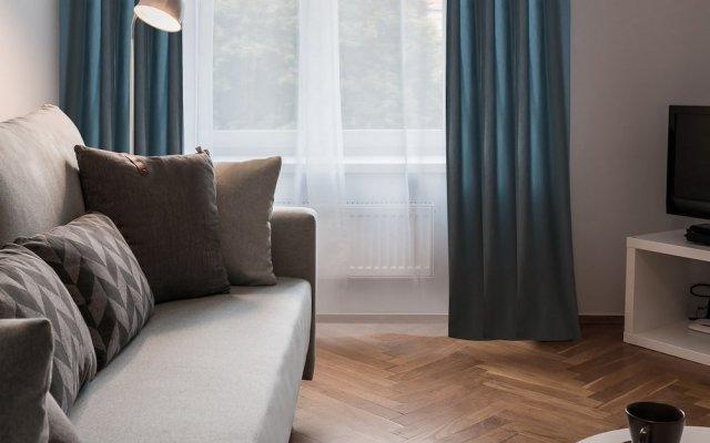 Отель RentPlanet Apartament Kosciuszki комната для гостей