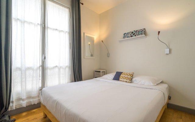 Отель Suite Tournelles - Wifi - 5 Guests комната для гостей