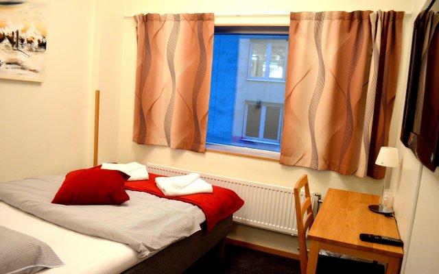 Отель KUNGSBRON Стокгольм комната для гостей