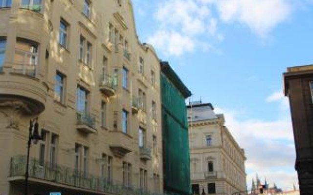 Отель Best Place in Prague Чехия, Прага - отзывы, цены и фото номеров - забронировать отель Best Place in Prague онлайн вид на фасад