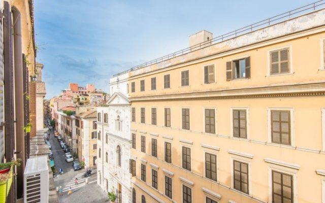 Отель Madonna dei Monti комната для гостей