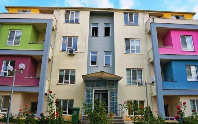 Апарт- Fimaj Residence Турция, Кайсери - 1 отзыв об отеле, цены и фото номеров - забронировать отель Апарт-Отель Fimaj Residence онлайн вид на фасад
