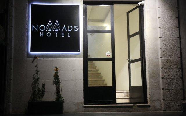 Отель Nomads Hostel Иордания, Амман - отзывы, цены и фото номеров - забронировать отель Nomads Hostel онлайн вид на фасад