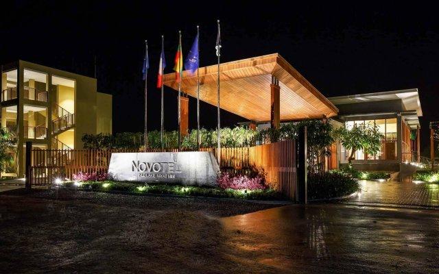 Отель Novotel Inle Lake Myat Min вид на фасад