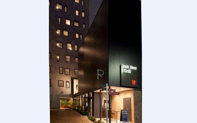 Отель Risveglio Akasaka Япония, Токио - отзывы, цены и фото номеров - забронировать отель Risveglio Akasaka онлайн вид на фасад