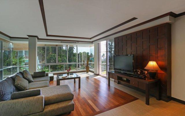 Отель Karon View Royal Lotus комната для гостей