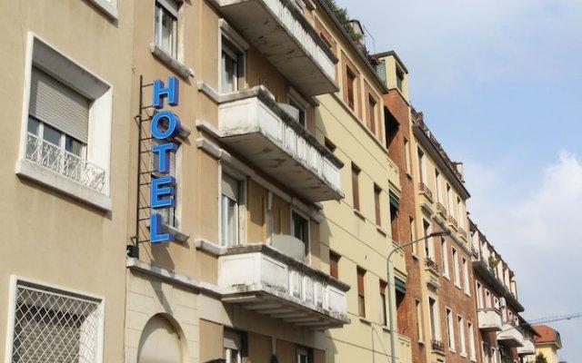 Отель Corallo Hotel Италия, Милан - - забронировать отель Corallo Hotel, цены и фото номеров вид на фасад