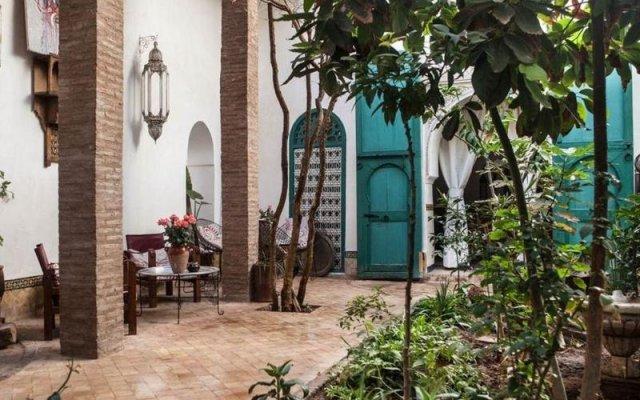 Отель Riad Dar Tarik Марокко, Марракеш - отзывы, цены и фото номеров - забронировать отель Riad Dar Tarik онлайн вид на фасад