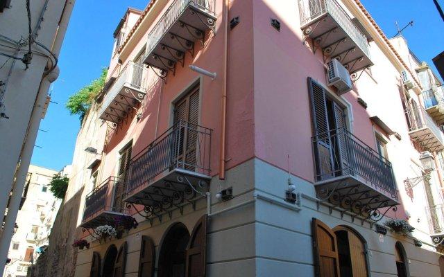 Отель Residence Abside Италия, Палермо - отзывы, цены и фото номеров - забронировать отель Residence Abside онлайн вид на фасад