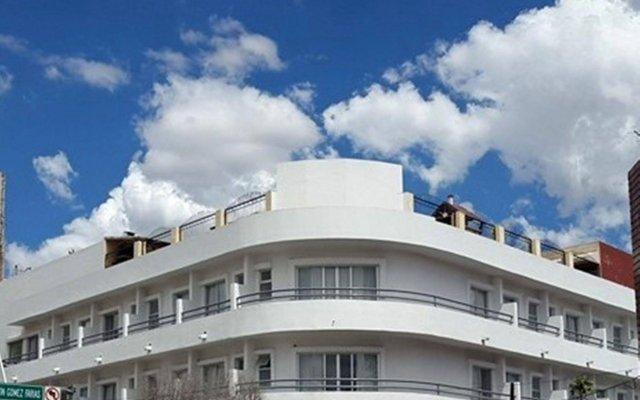 Отель Nueva York Мексика, Гвадалахара - отзывы, цены и фото номеров - забронировать отель Nueva York онлайн вид на фасад