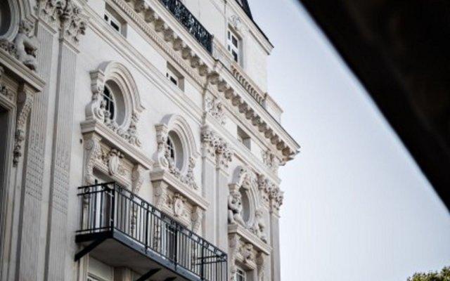 Отель Hôtel Providence Франция, Париж - отзывы, цены и фото номеров - забронировать отель Hôtel Providence онлайн вид на фасад
