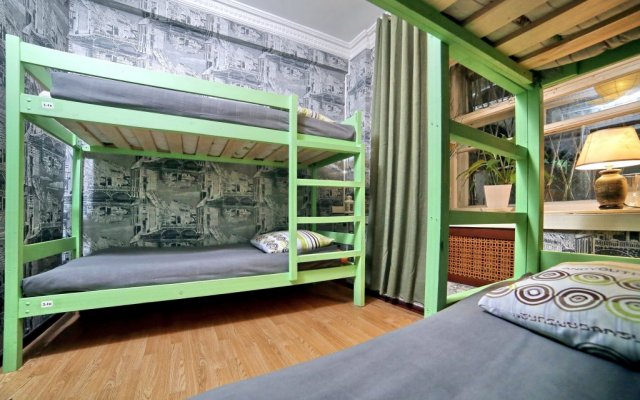 Гостиница Hostel Bryusoff в Москве 1 отзыв об отеле, цены и фото номеров - забронировать гостиницу Hostel Bryusoff онлайн Москва комната для гостей