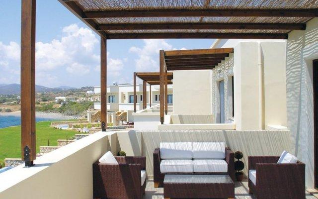 Отель Al Mare Villas вид на фасад