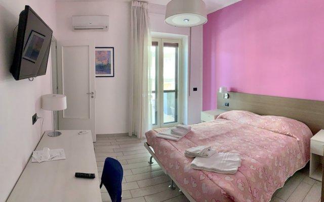 Отель Le Ninfe Сиракуза комната для гостей