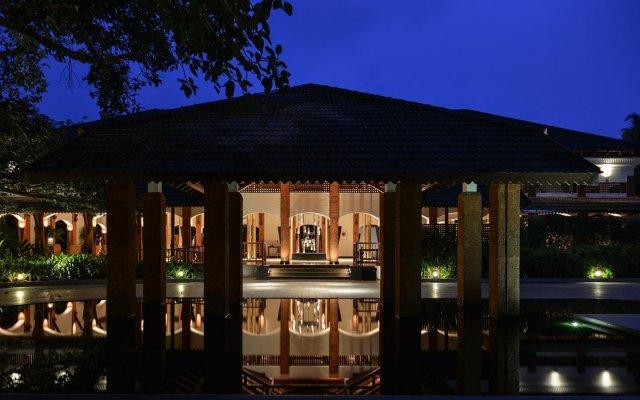 Отель Alila Diwa Гоа вид на фасад