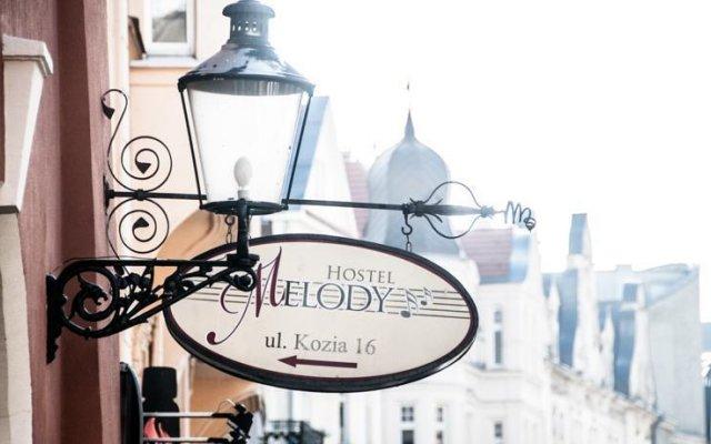 Отель Melody Hostel Польша, Познань - отзывы, цены и фото номеров - забронировать отель Melody Hostel онлайн вид на фасад