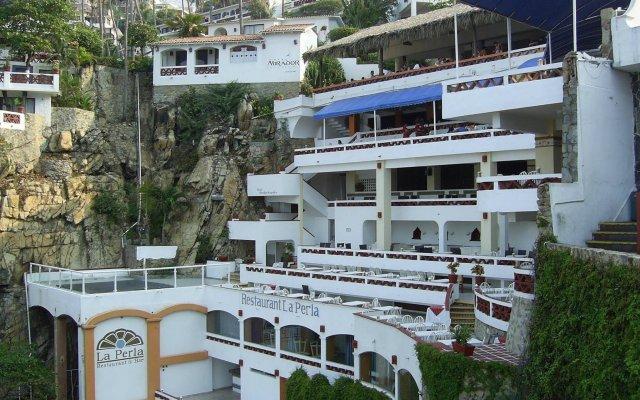 Отель Mirador Acapulco вид на фасад