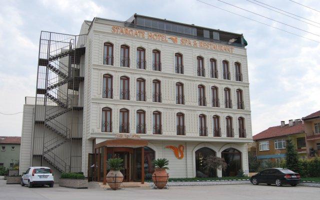 Neva Stargate Hotel & Spa Турция, Кёрфез - отзывы, цены и фото номеров - забронировать отель Neva Stargate Hotel & Spa онлайн вид на фасад