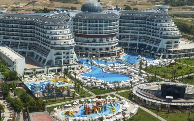 Отель Sea Planet Resort - All Inclusive вид на фасад