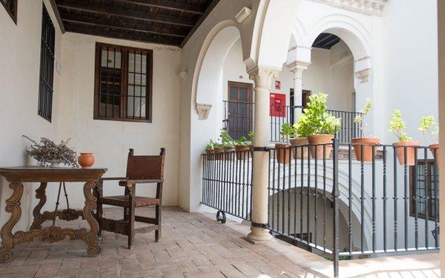 Las Casas De La Juderia Hotel вид на фасад