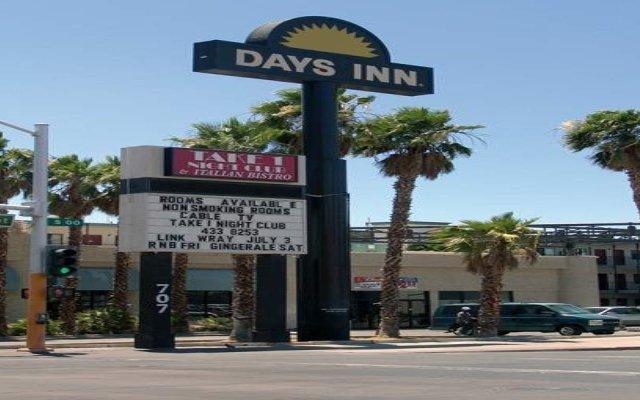 Отель Fremont Plaza Hotel Las Vegas США, Лас-Вегас - отзывы, цены и фото номеров - забронировать отель Fremont Plaza Hotel Las Vegas онлайн вид на фасад